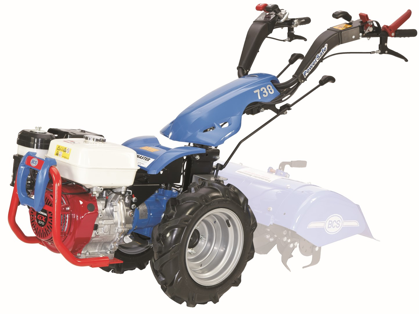 BCS 738 Two Wheeled Tractor