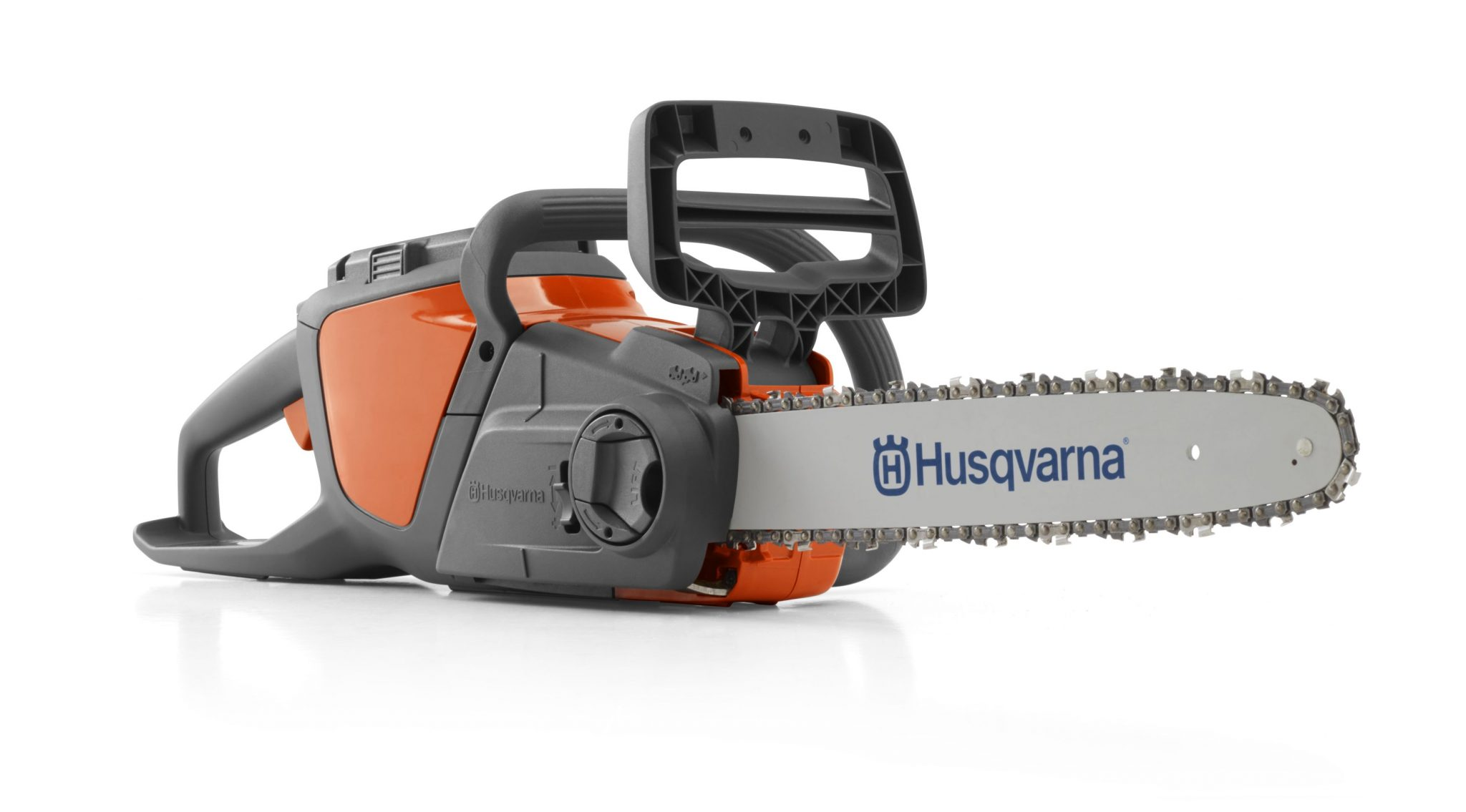 Husqvarna 120i 36v 12 cordless chainsaw radmore tucker for Gardening tools and accessories
