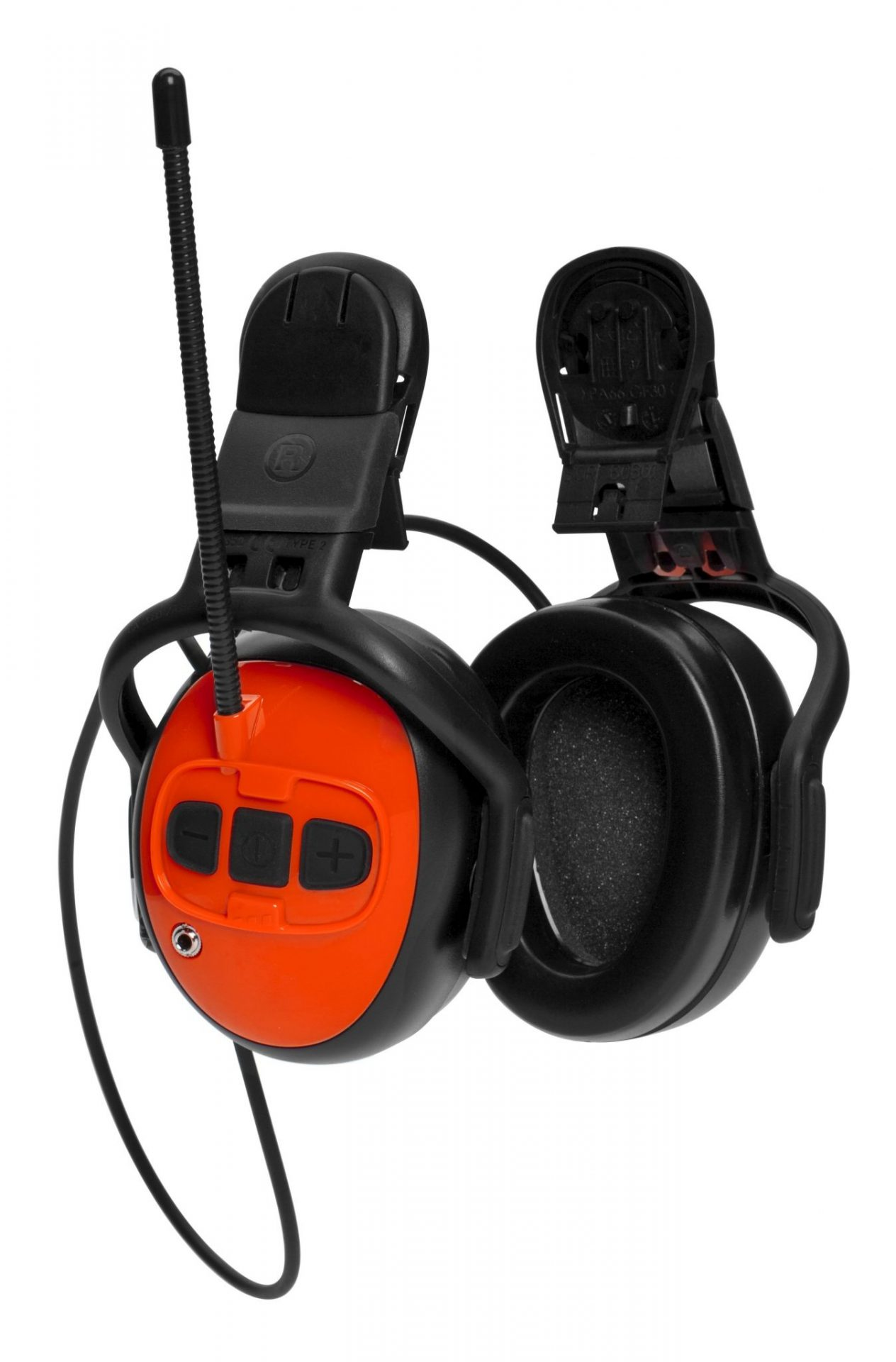 husqvarna fm radio earmuffs for helmet radmore tucker. Black Bedroom Furniture Sets. Home Design Ideas