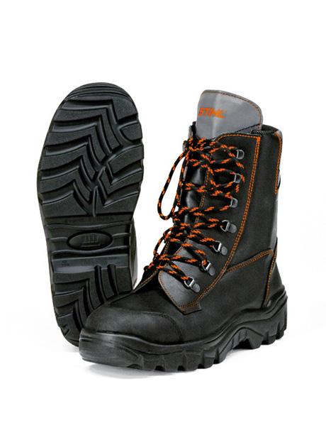 Stihl Ranger Leather Chainsaw Boots Class 1 Radmore Amp Tucker