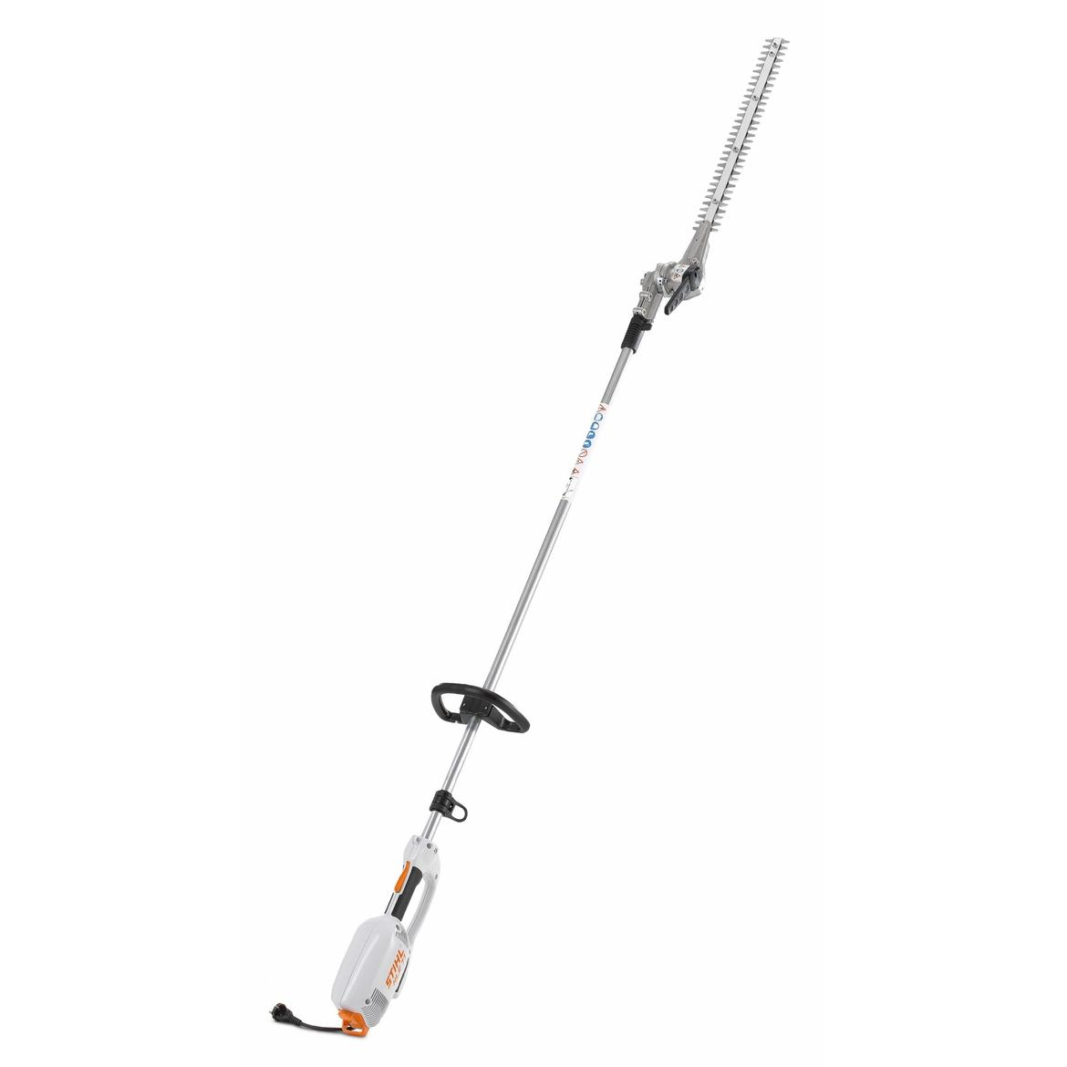 Stihl Hle71 Electric Long Reach Hedge Trimmer Radmore