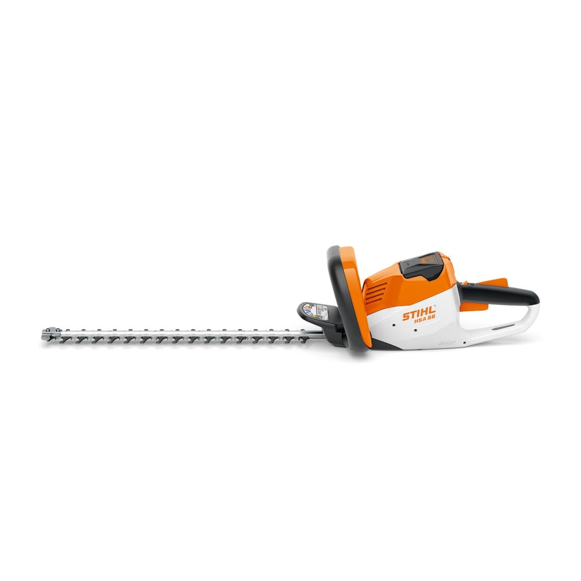 Stihl hsa56 cordless hedgetrimmer 18 radmore tucker for Gardening tools and accessories