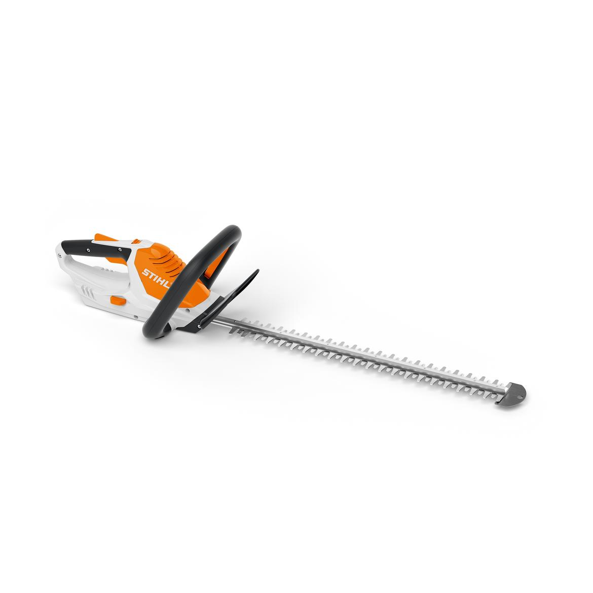 Stihl hsa 45 cordless hedge trimmer radmore tucker for Gardening tools and accessories