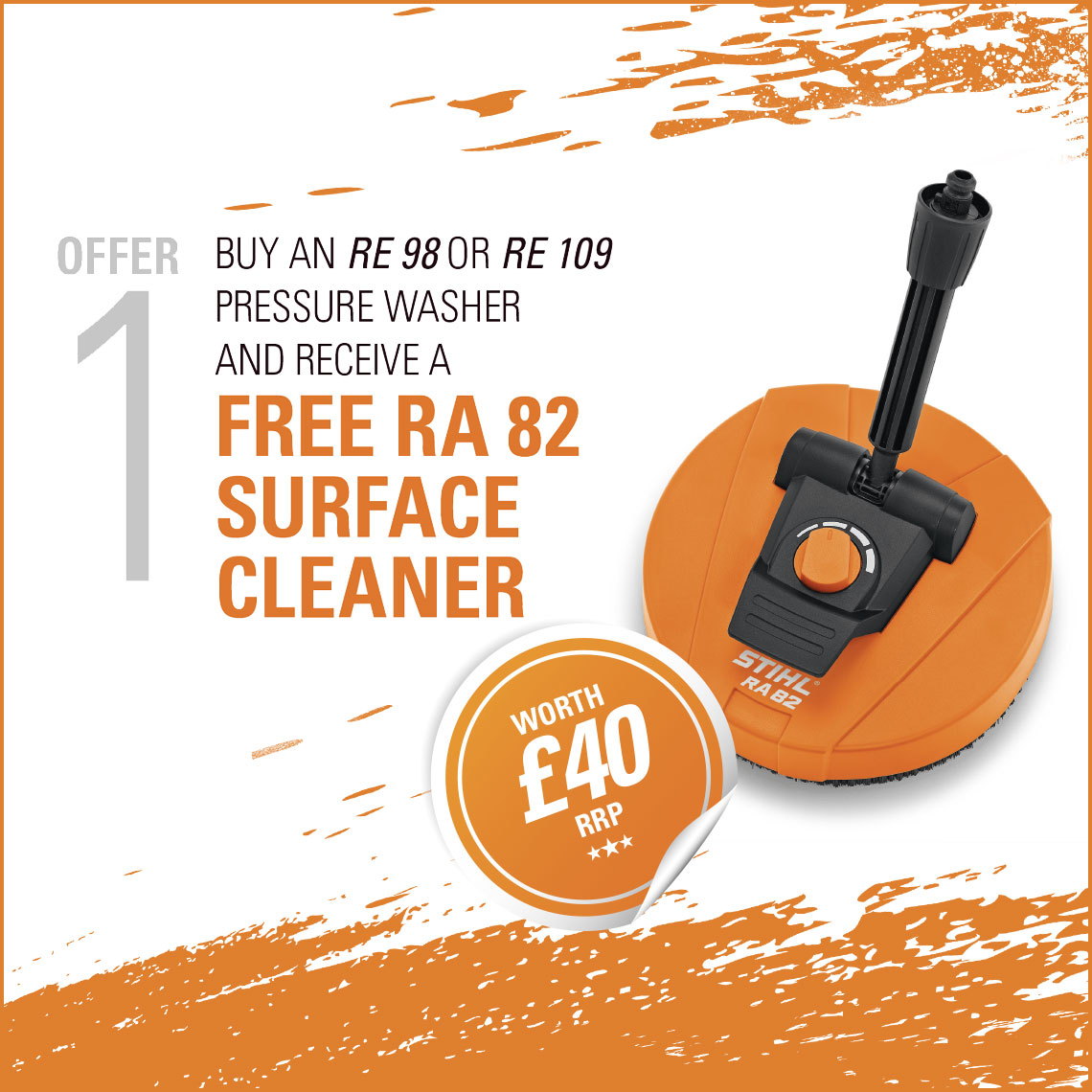 Stihl pressure washer promotion radmore tucker available in store and online at radmore tucker click here to find your pressure washer publicscrutiny Images