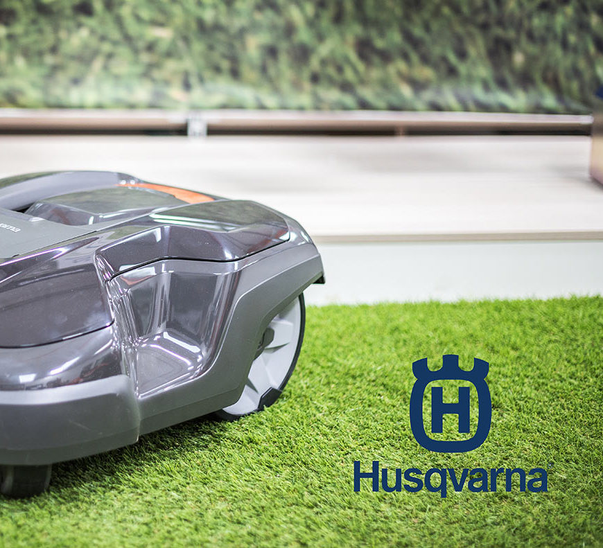 For the Perfect Lawn – Go Robotic!