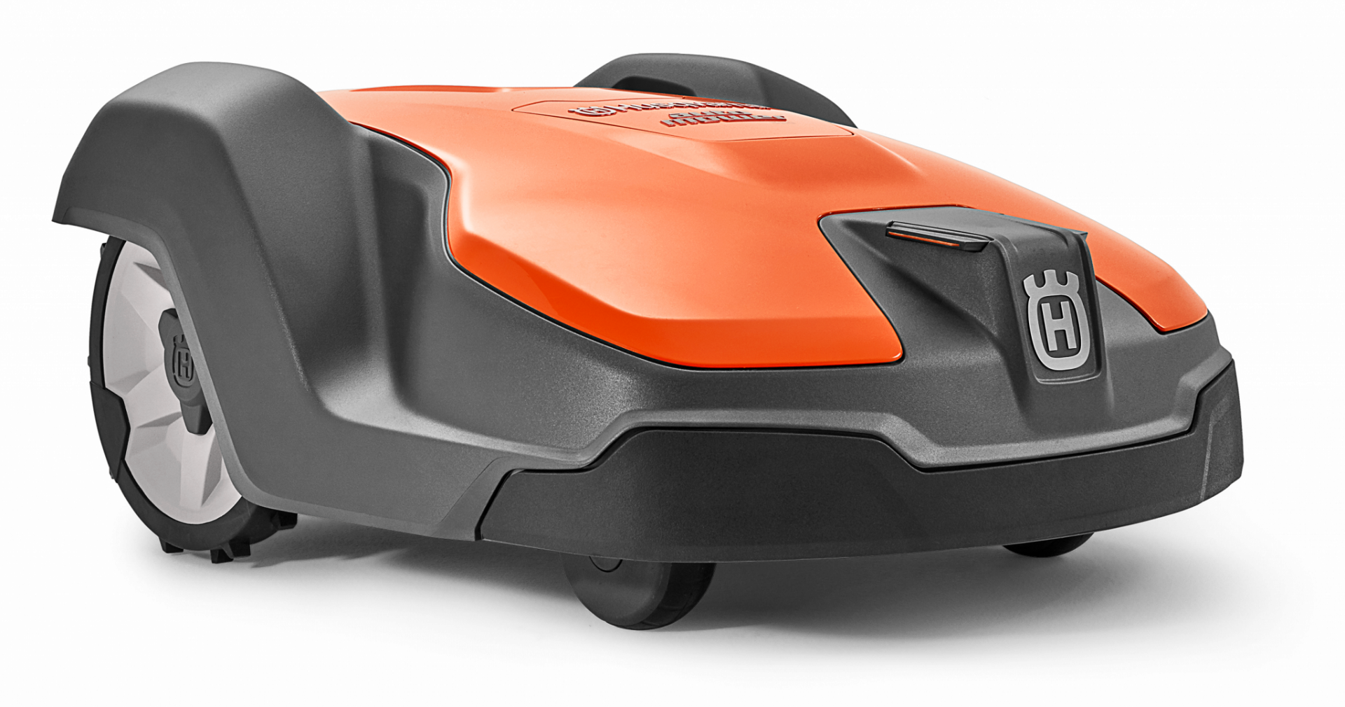 Husqvarna automower 520 robotic lawnmower radmore tucker for Husqvarna robot