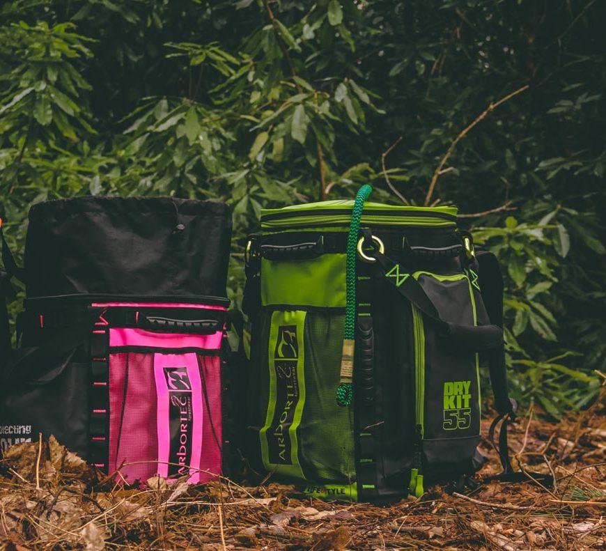 The New Arbortec Dry Kit Rope Bag Range