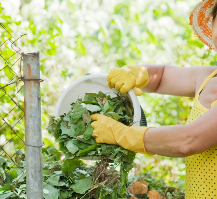 TURN YOUR GARDEN WASTE INTO GOLD!
