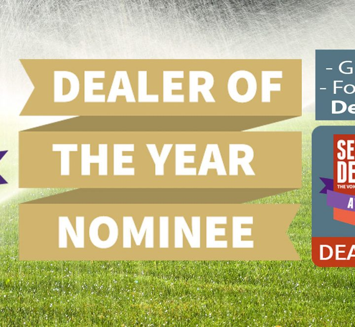 Radmore and Tucker Nominated for Dealer of the Year! Vote Now!