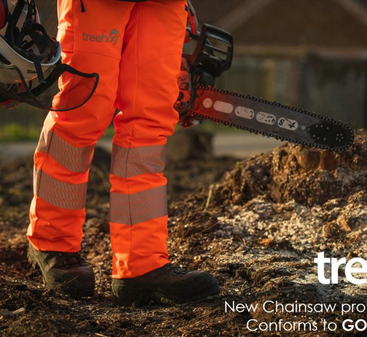 NEW 2019 TREEHOG CHAINSAW TROUSERS