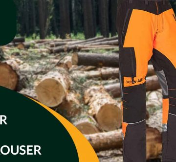 SIP PROTECTION INNOVATION CHAINSAW TROUSERS