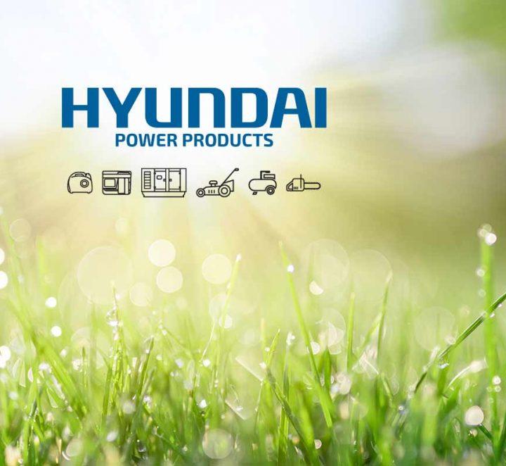 HYUNDAI POWER PRODUCTS AT RADMORE & TUCKER