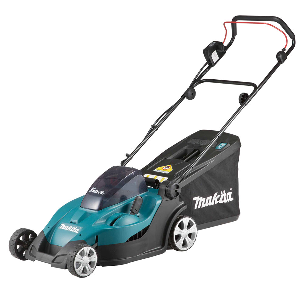Makita DLM431Z Twin 18v LXT Cordless Lawnmower 43cm Body Only