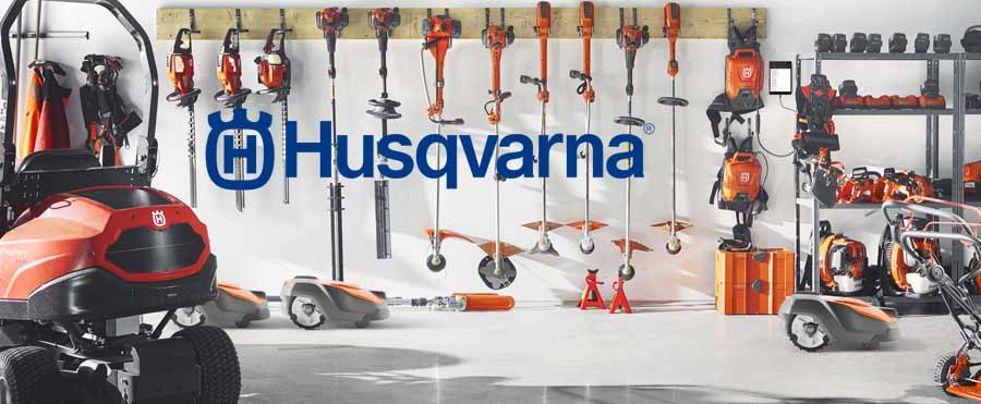 View All Husqvarna Power Products & Parts - Radmore & Tucker