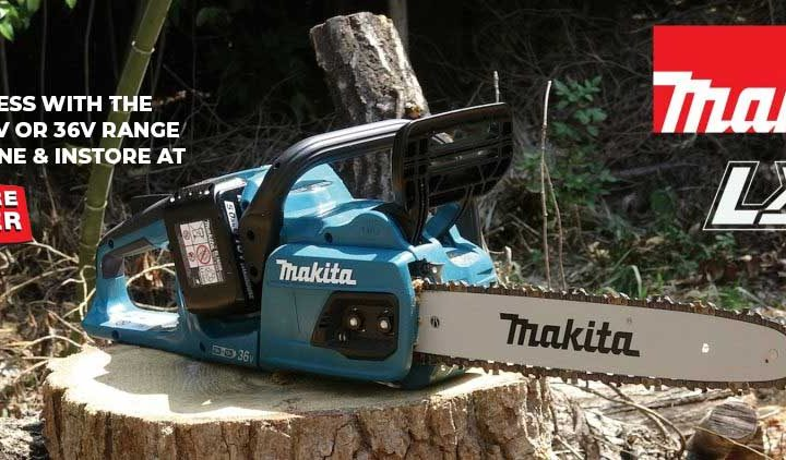 GO CORDLESS WITH MAKITA FROM RADMORE & TUCKER