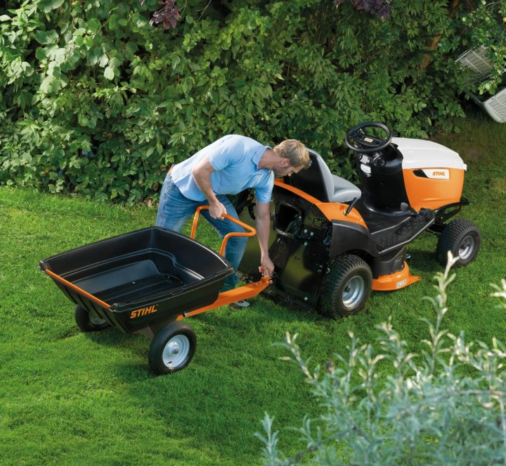 STIHL RIDE ON MOWERS BUYING GUIDE