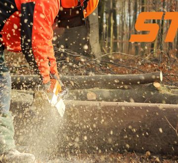 STIHL CHAINSAW UPDATE – AUTUMN 2019