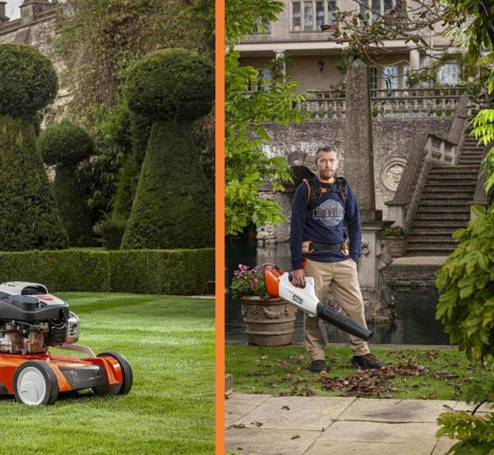 Stihl Case Study: The Fully Charged Gardener