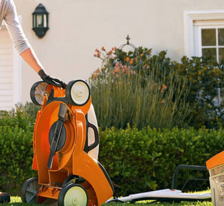 Get Your Garden Power Tools Ready For Spring
