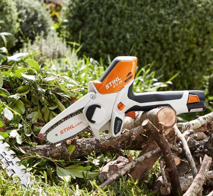 Power Solutions for STIHL Cordless Tools