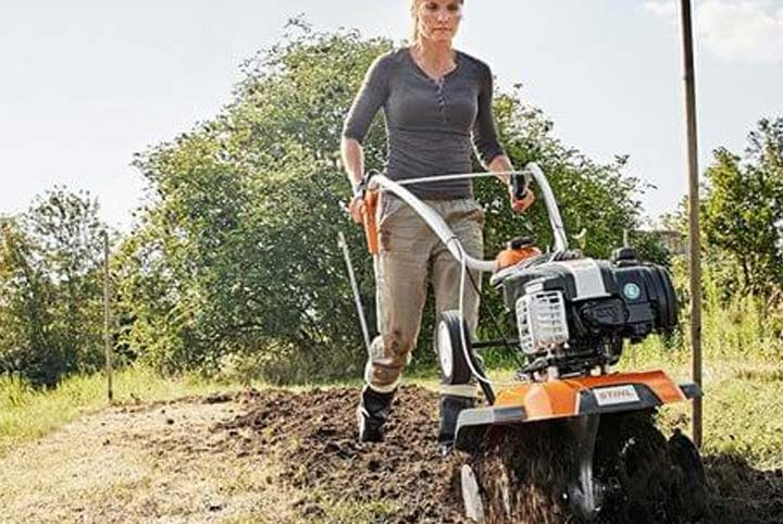 A Guide To Stihl Tillers