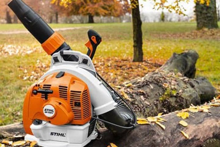 STIHL Petrol Backpack Blowers Guide