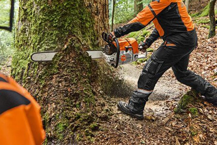The STIHL MS 881 – The World's Most Powerful Production Chainsaw