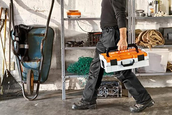 How To Store Your Power Tool Batteries For Winter