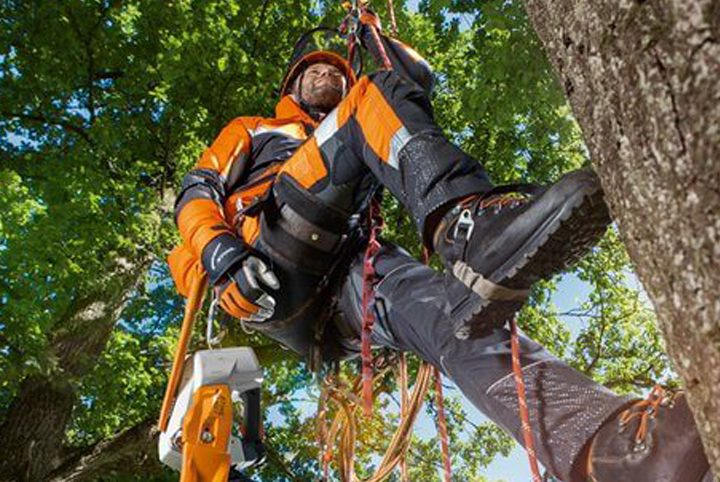 STIHL PPE – Chainsaw Trouser Sizing Guide