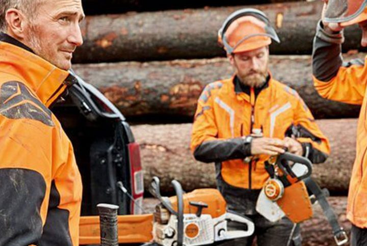 ADVANCE Personal Protective Equipment from STIHL
