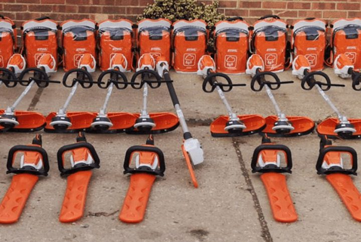 Switching To Stihl Cordless Tools For Professional Use