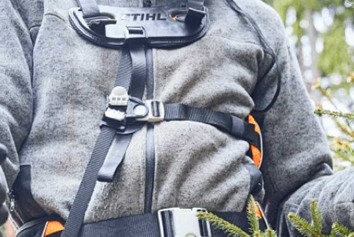 Introducing The STIHL ADVANCE X-TREEm Forestry Harness