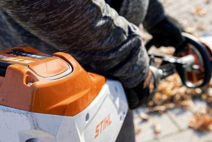 Switch Your Stihl KombiSystem to Battery Power